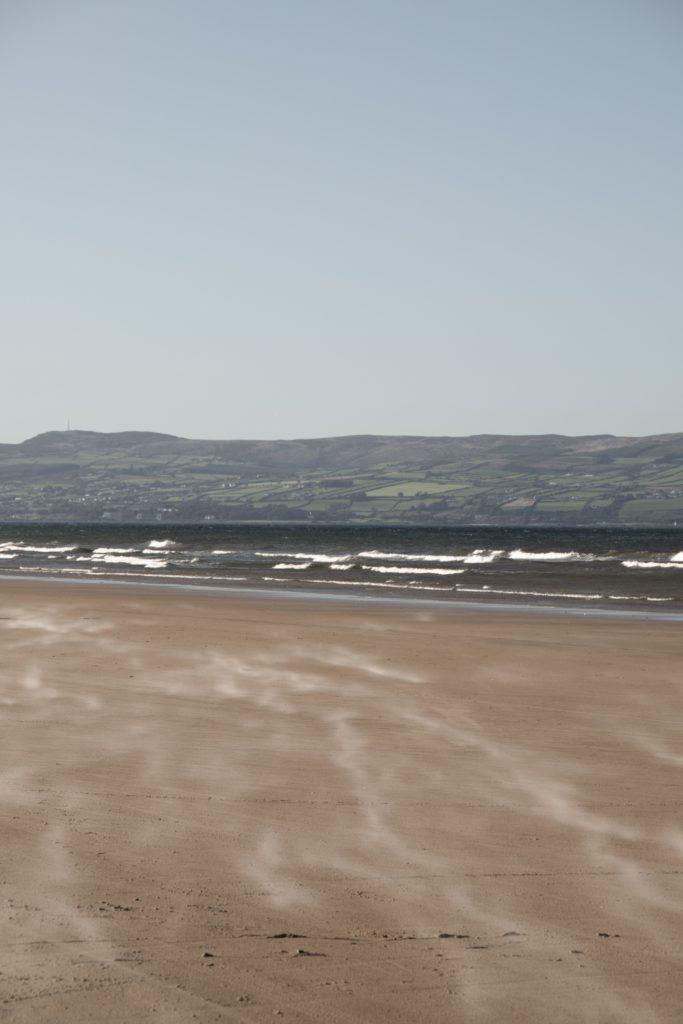 Road trip en Irlande du Nord | Benone Beach