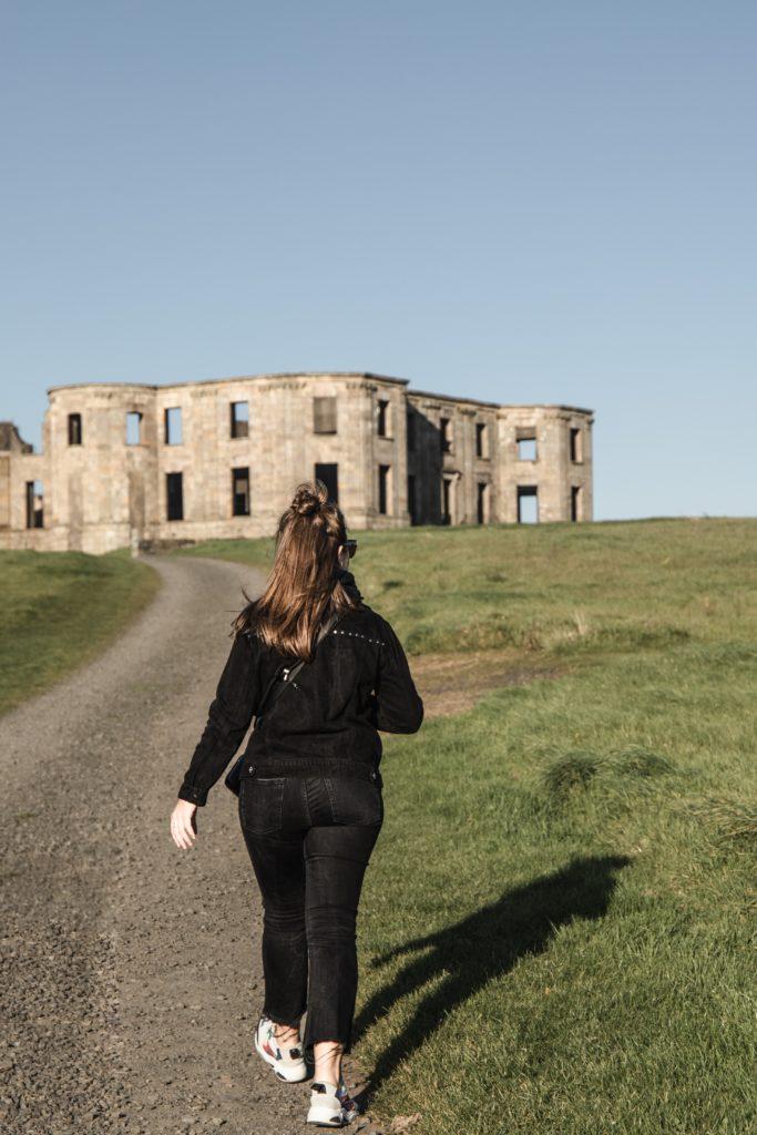 Road trip en Irlande du Nord | Mussenden Temple