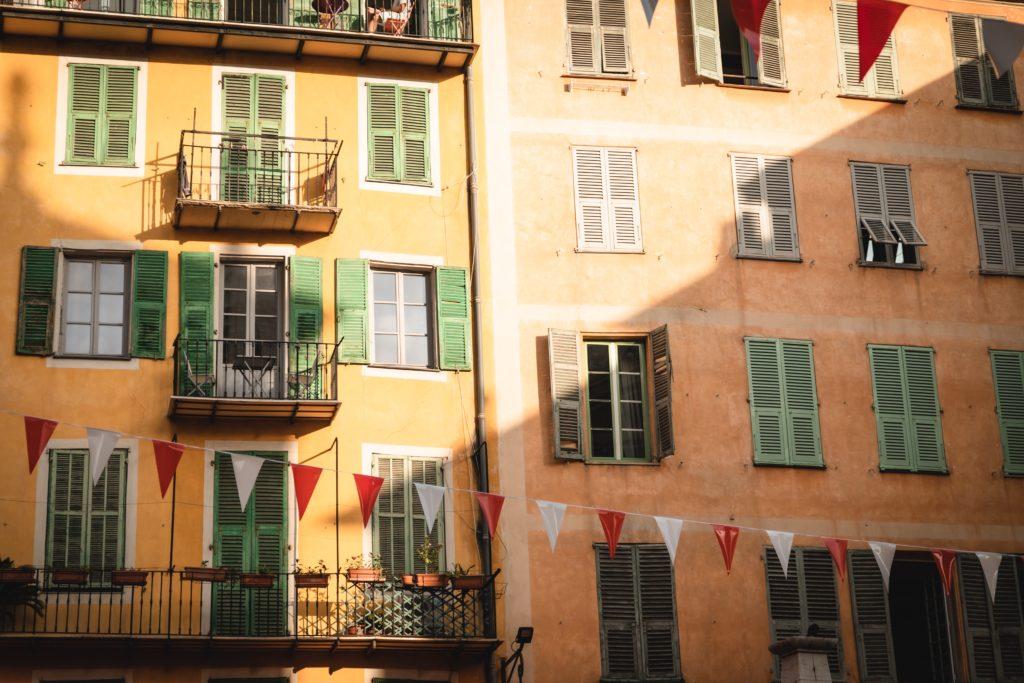 Face du Vieux-Nice