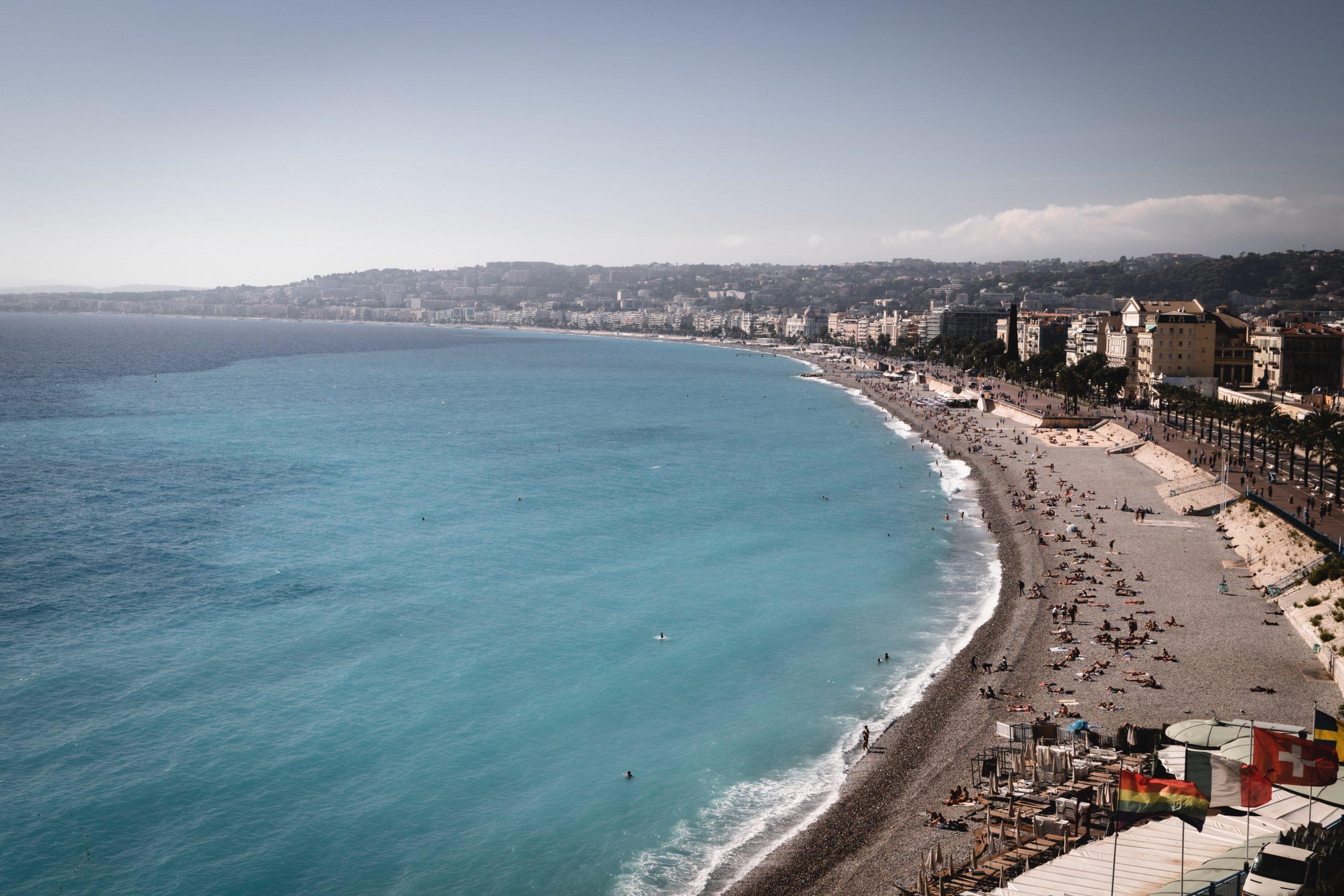Nice - La Baie des Anges