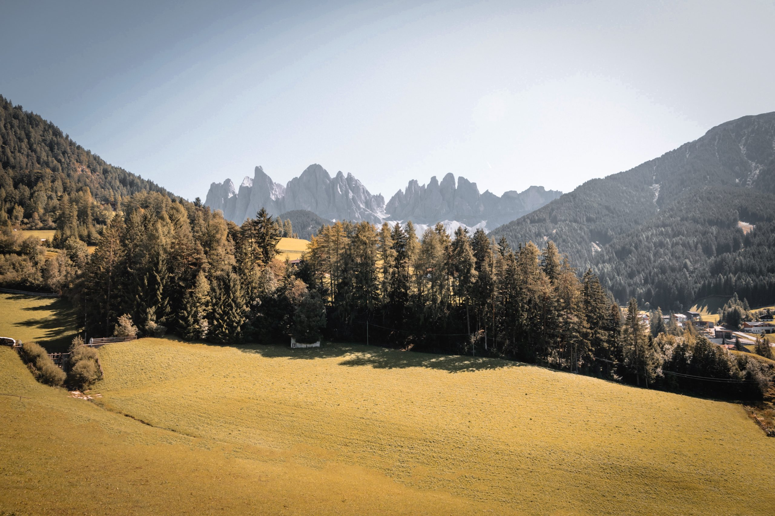 Road trip dans les Dolomites | Val di Funes