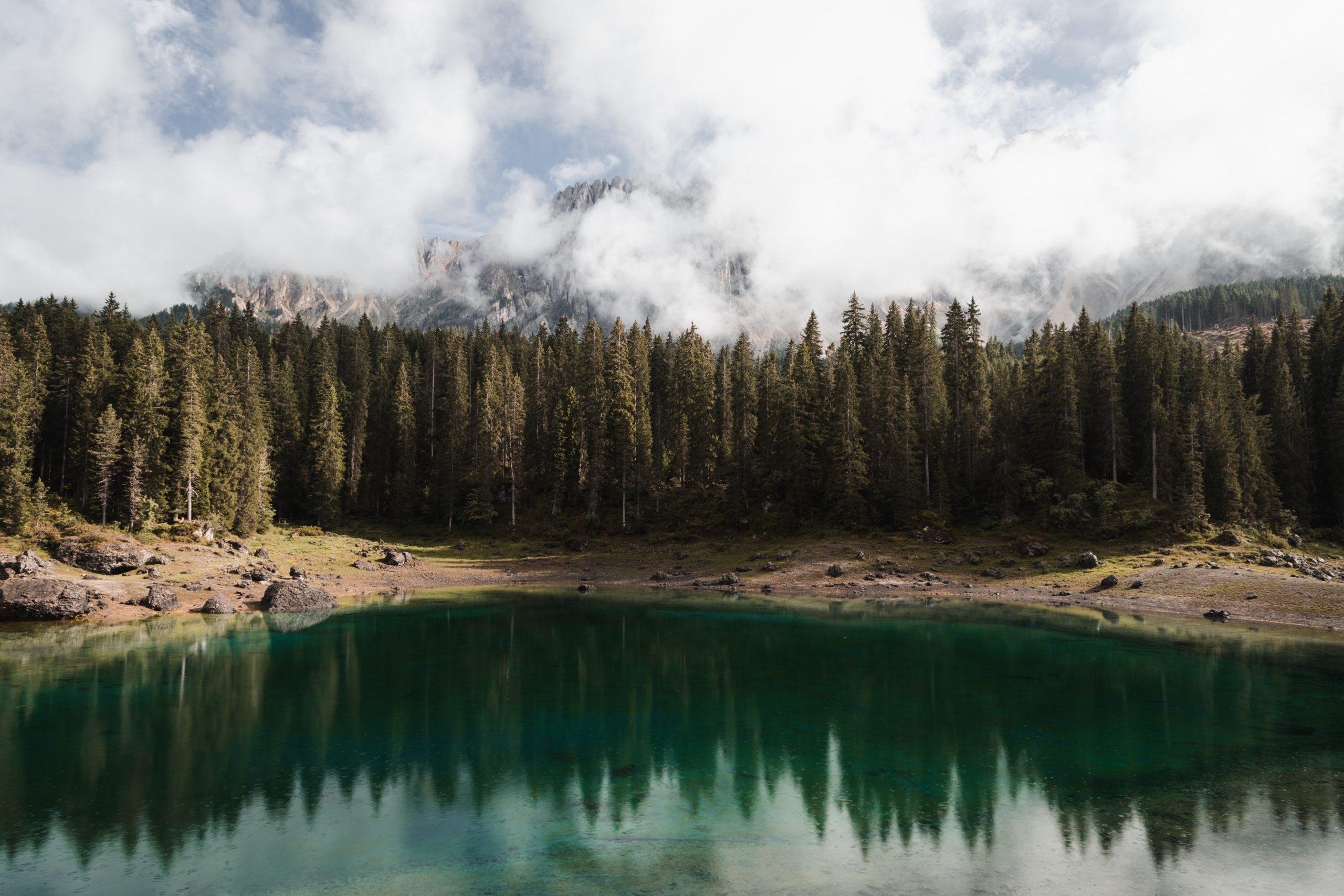 Que faire dans les Dolomites ? | Lago di Carezza