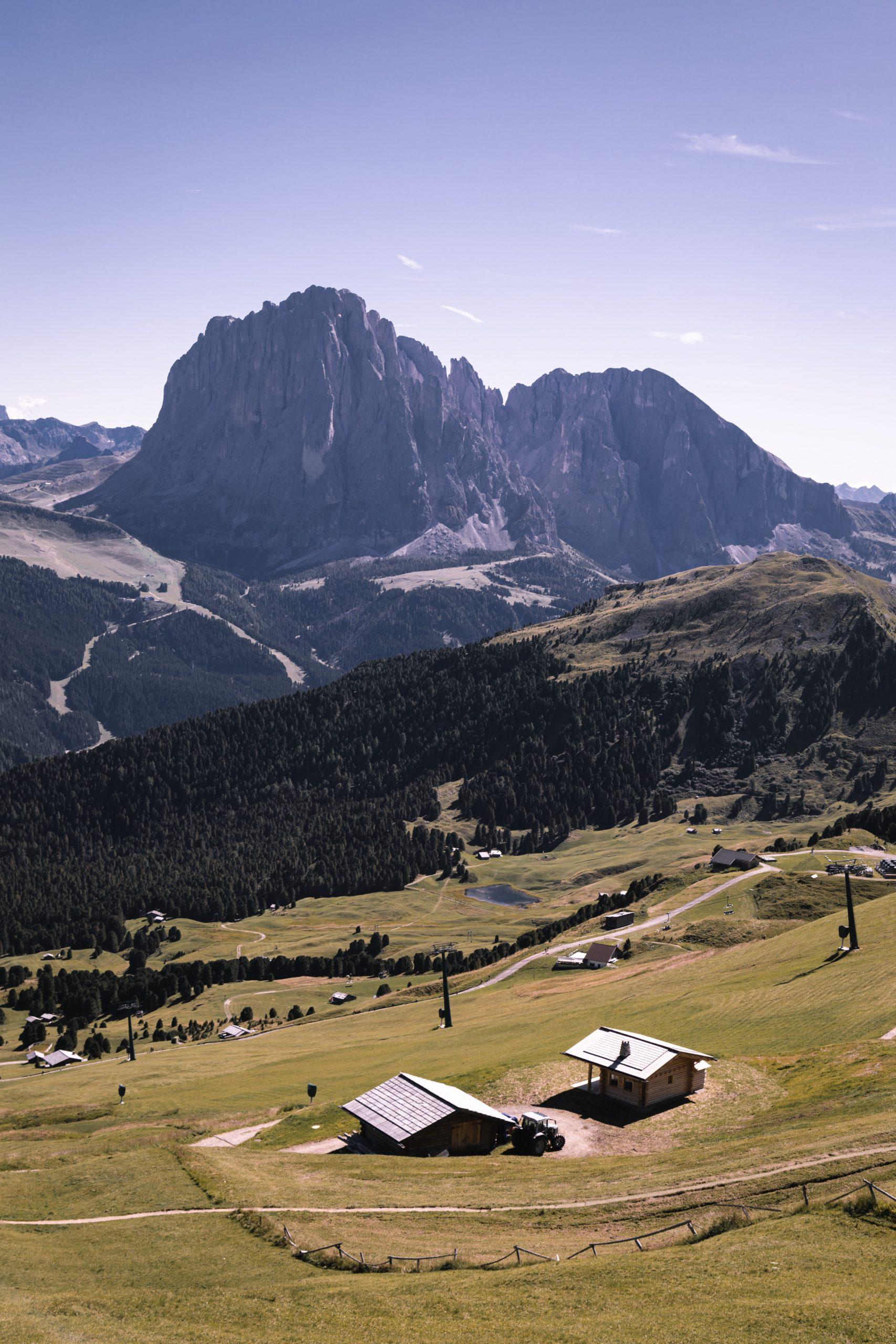 Road trip dans les Dolomites | Seceda