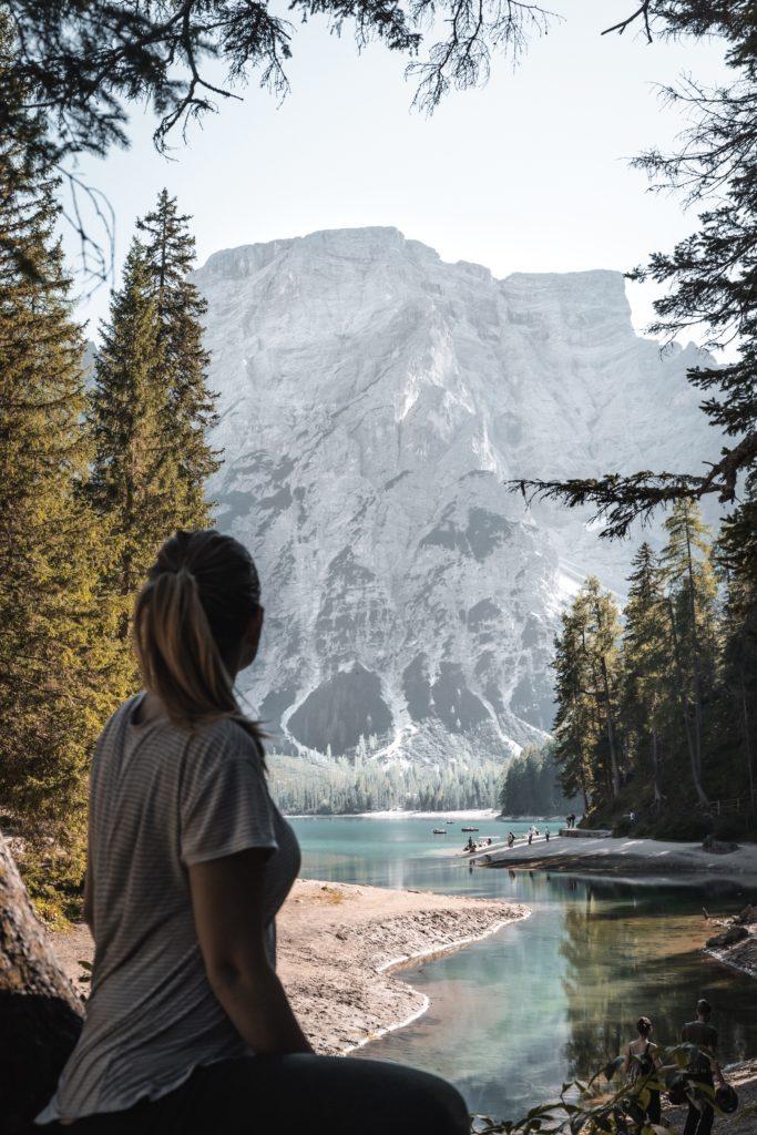 Dolomites | Lago di Braies