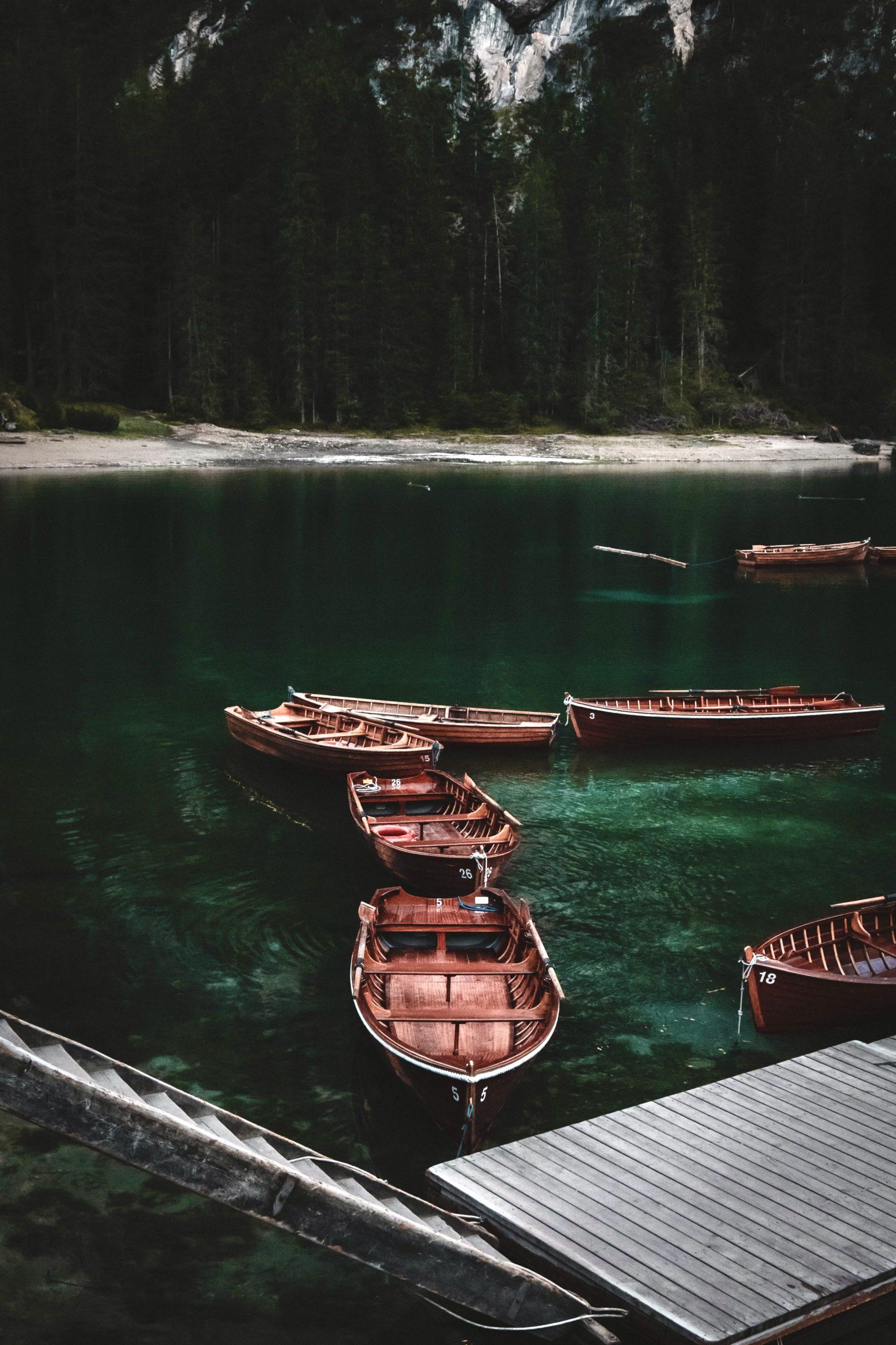 Road trip dans les Dolomites | Lago di Braies