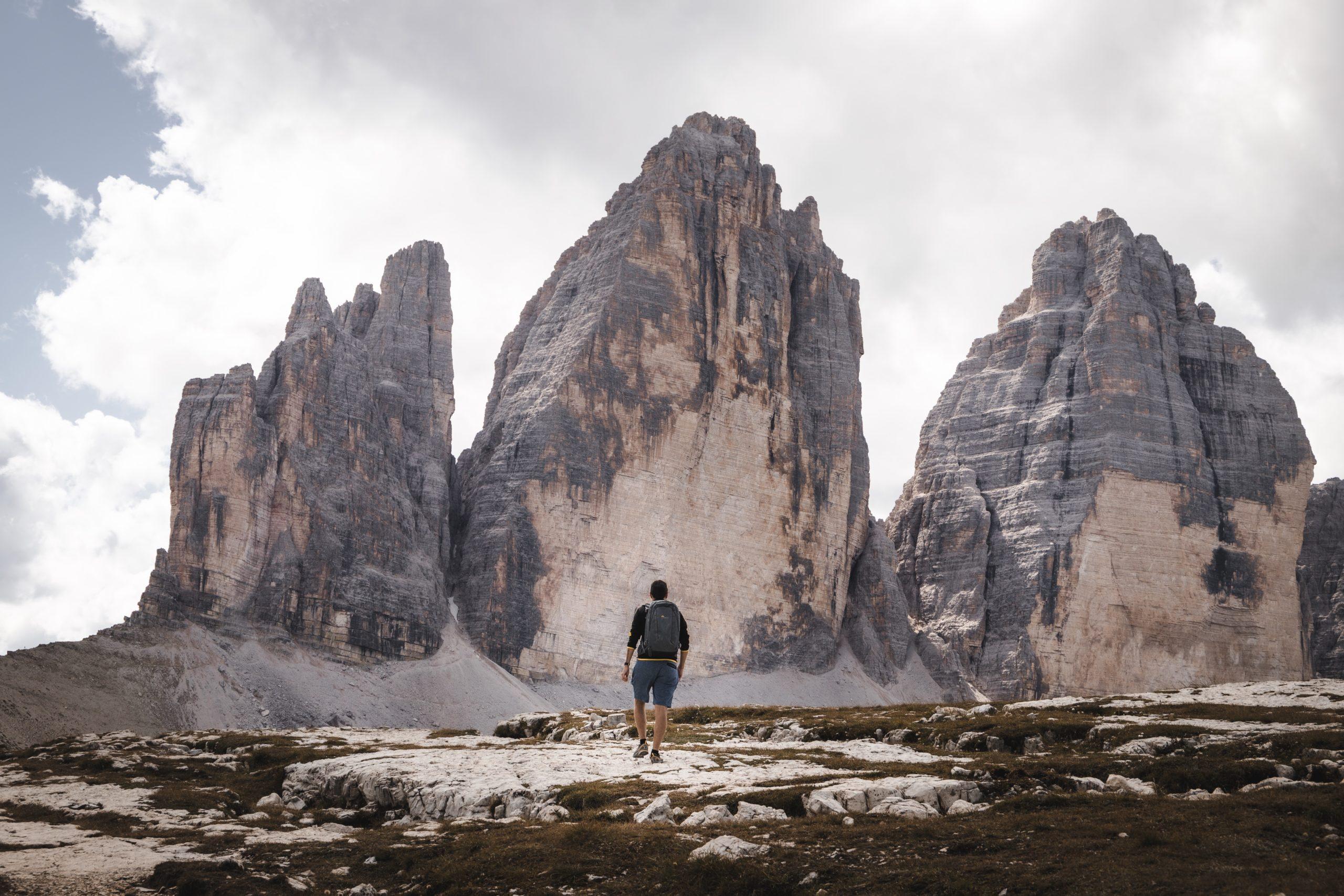Road trip dans les Dolomites | Tre Cime di Lavaredo
