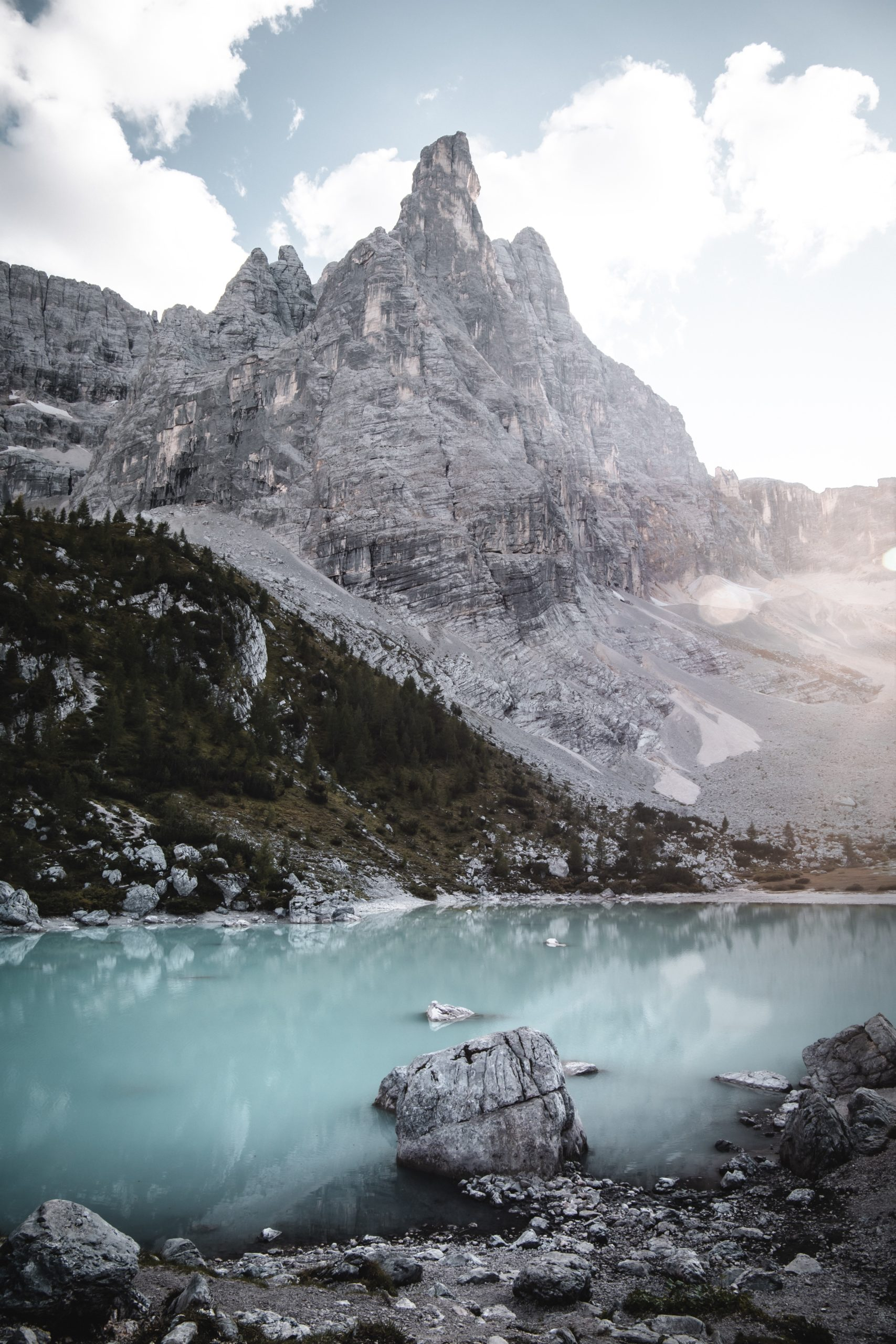 Road trip dans les Dolomites | Lago di Sorapis