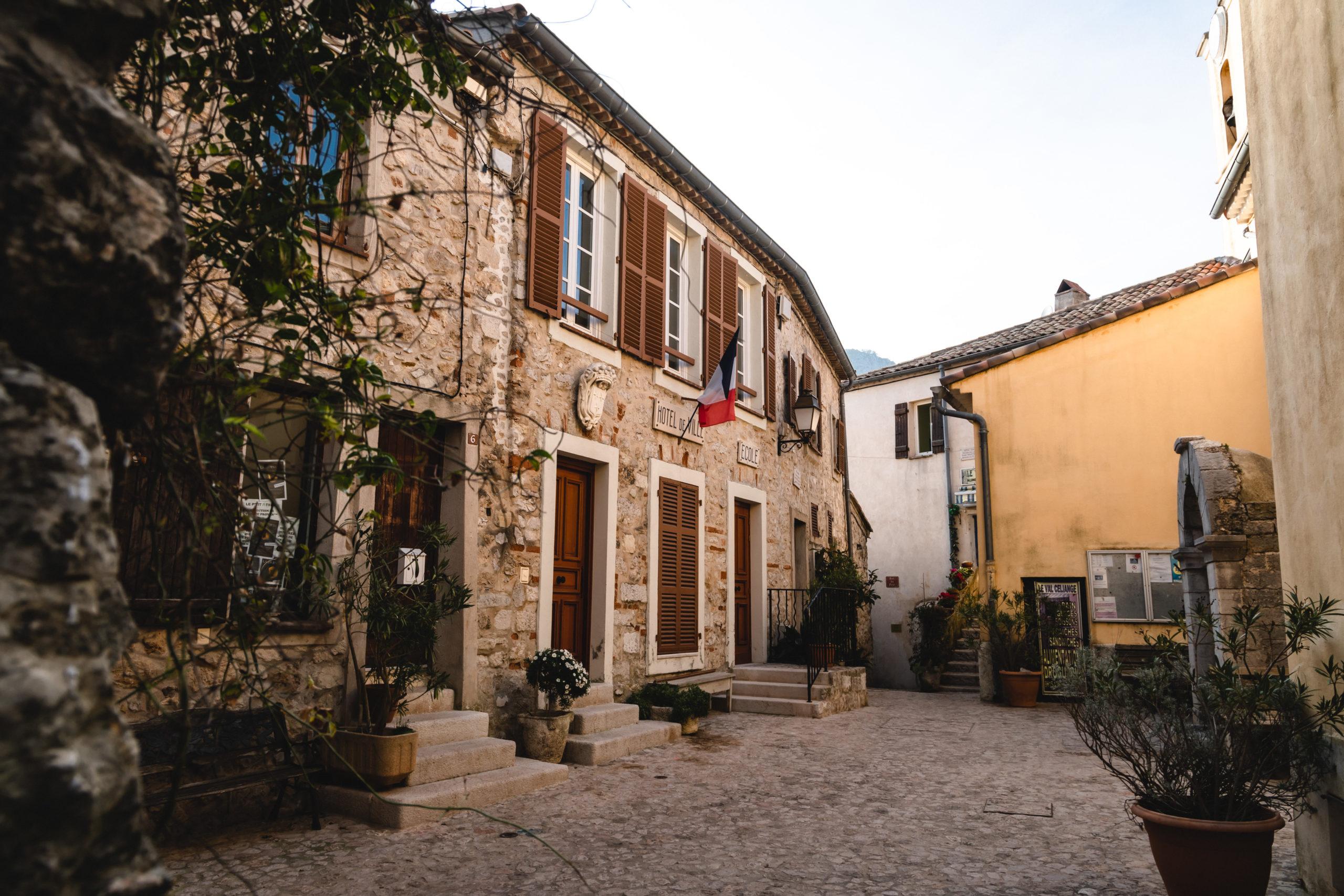 Saint-Agnès