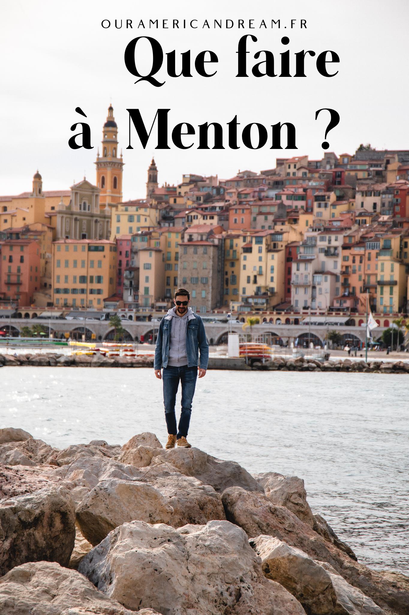 Menton Pinterest